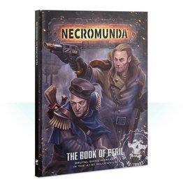Games Workshop NECROMUNDA: THE BOOK OF PERIL (STREET DATE JUN 1)