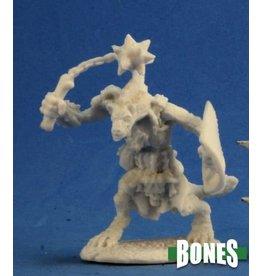 Reaper Mini BONES: BONEFLAIL, GNOLL CLERIC