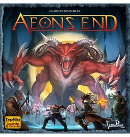 Indie Board & Cards AEON'S END SECOND EDITION