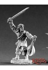 Reaper Mini LEGENDS: ALFRED REDLUTE BARD