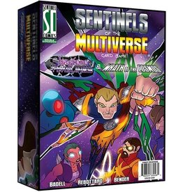 Greater Than Games Sentinels of the Multiverse: Shattered Timelines & Wrath of the Cosmos