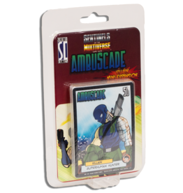 Greater Than Games SENTINELS OF THE MULTIVERSE: AMBUSCADE