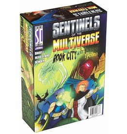 Greater Than Games Sentinels of the Multiverse: Rook City and Infernal
