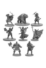 Steamforged Games CRITICAL ROLE: VOX MACHINA MINIS