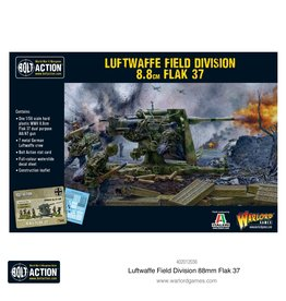 Warlord Games LUFTWAFFE FIELD DIVISION 88MM FLAK 37