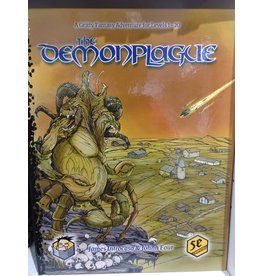 The Demonplague RPG