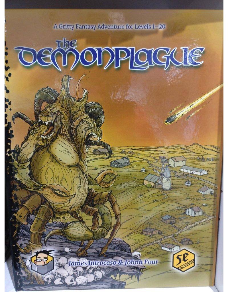 The Demonplague RPG