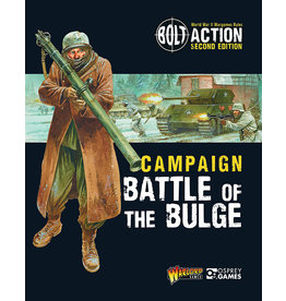 Warlord Games BOLT ACTION: BATTLE OF THE BULGE