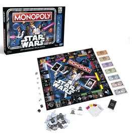USAopoly MONOPOLY: STAR WARS 40TH ANNIV.