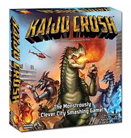 Fireside Games Kaiju Crush