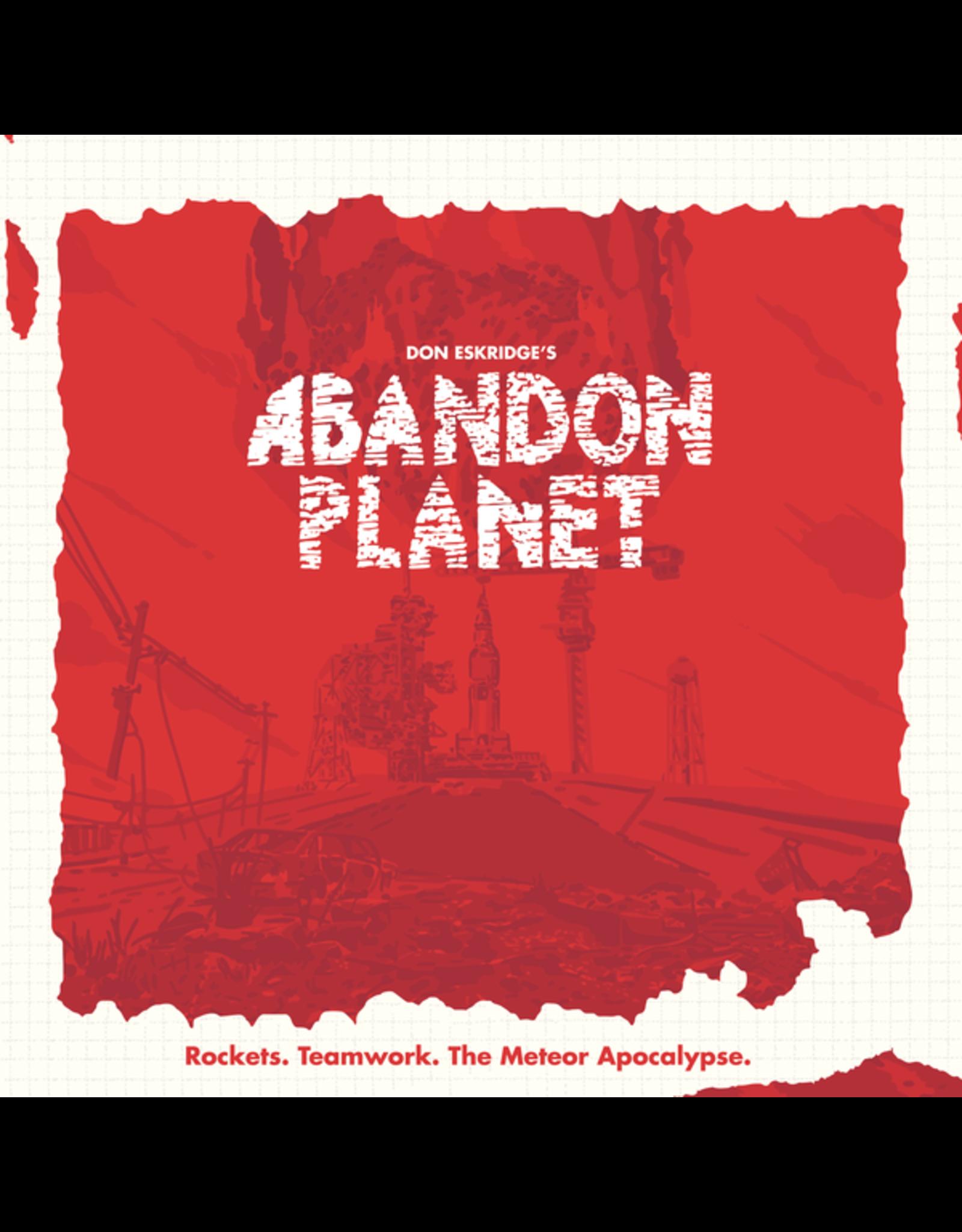 ABANDON PLANET