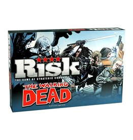 USAopoly RISK - THE WALKING DEAD