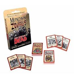 Steve Jackson Games Munchkin Zombies: The Walking Dead