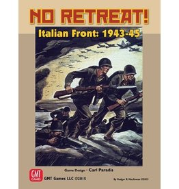 GMT NO RETREAT: ITALIAN FRONT