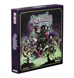 Wizkids A'Writhe: A Game of Eldritch Contortions