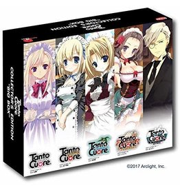 Japanime Games Tanto Cuore: Big Box