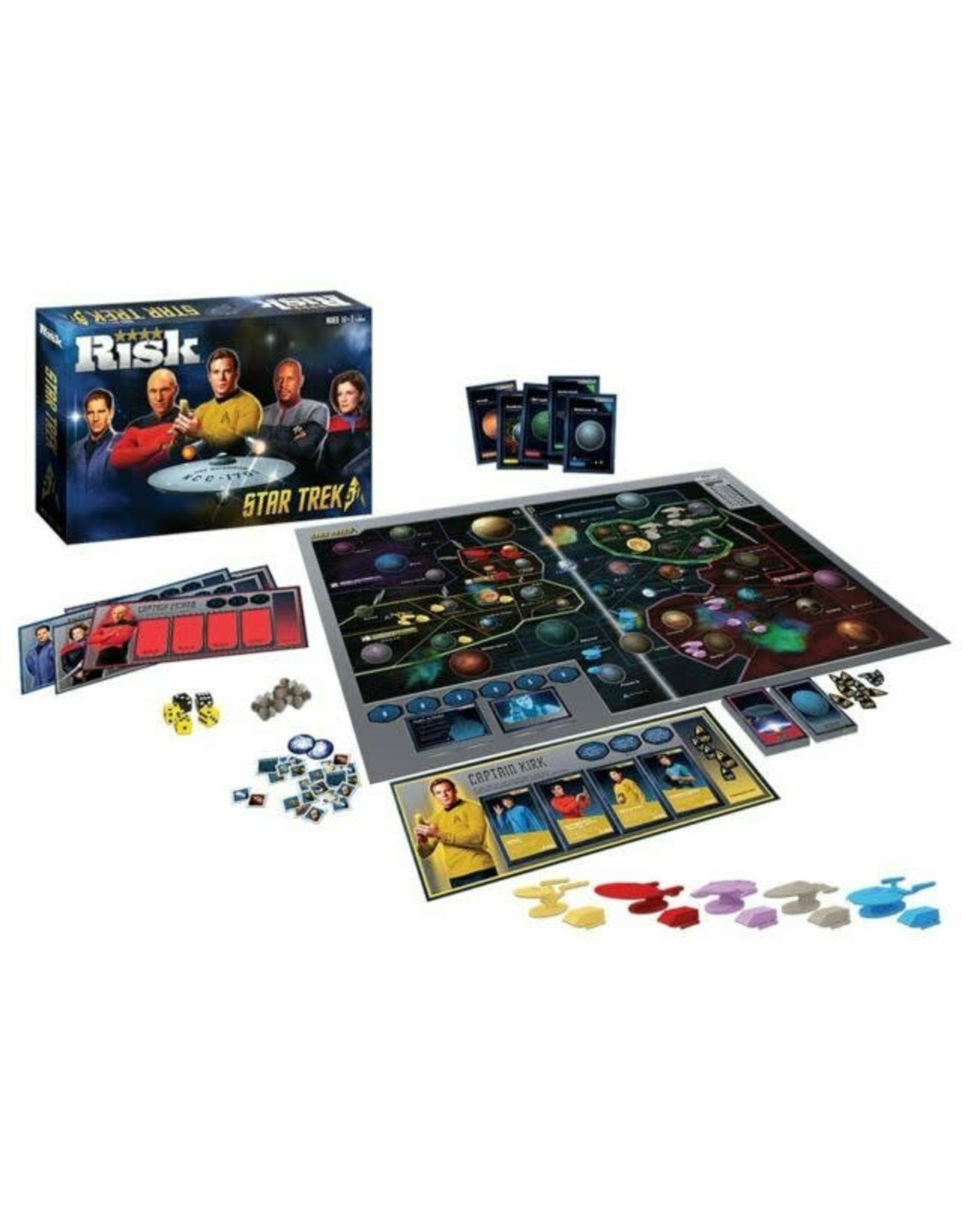 USAopoly RISK - STAR TREK 50TH ANN