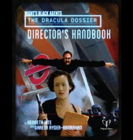 Pelgrane Press NIGHT'S BLACK AGENTS: THE DRACULA DOSSIER DIRECTOR'S HANDBOOK