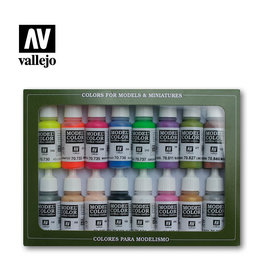 VALLEJO VALLEJO PAINT SET - WARGAME SPECIAL
