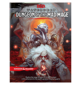 Wizards of the Coast D&D 5E: Waterdeep: Dungeon of the Mad Mage