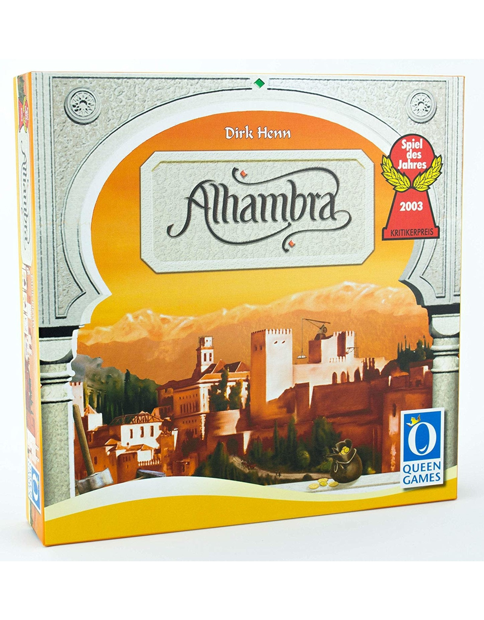 ALHAMBRA - ENGLISH ONLY