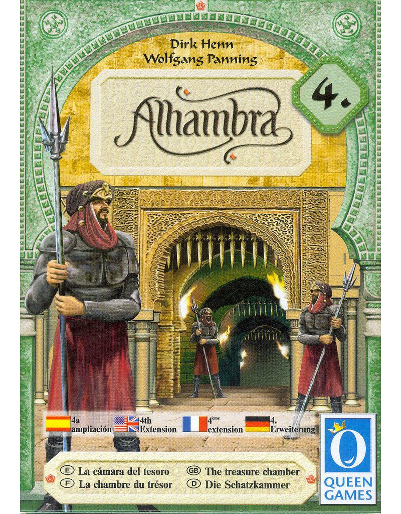 Alhambra Expansion 4: Treasure Chamber