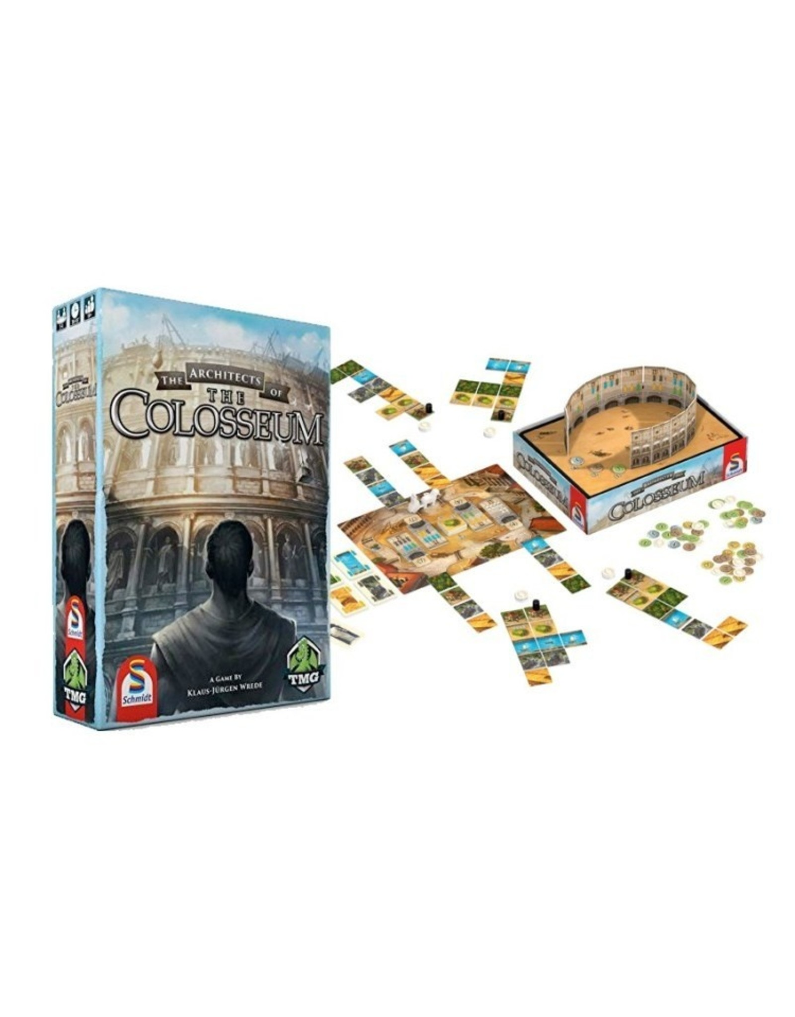ARCHITECTS OF THE COLOSSEUM