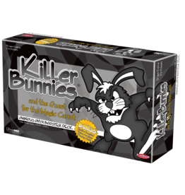 Killer Bunnies Onyx Booster