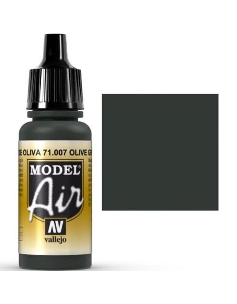 vallejo Model Air: Olive Green 17ml