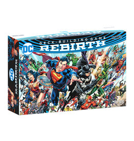 Cryptozoic DC Deck Building Game: Rebirth