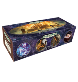 Fantasy Flight ARKHAM HORROR LCG: RETURN TO THE PATH TO CARCOSA