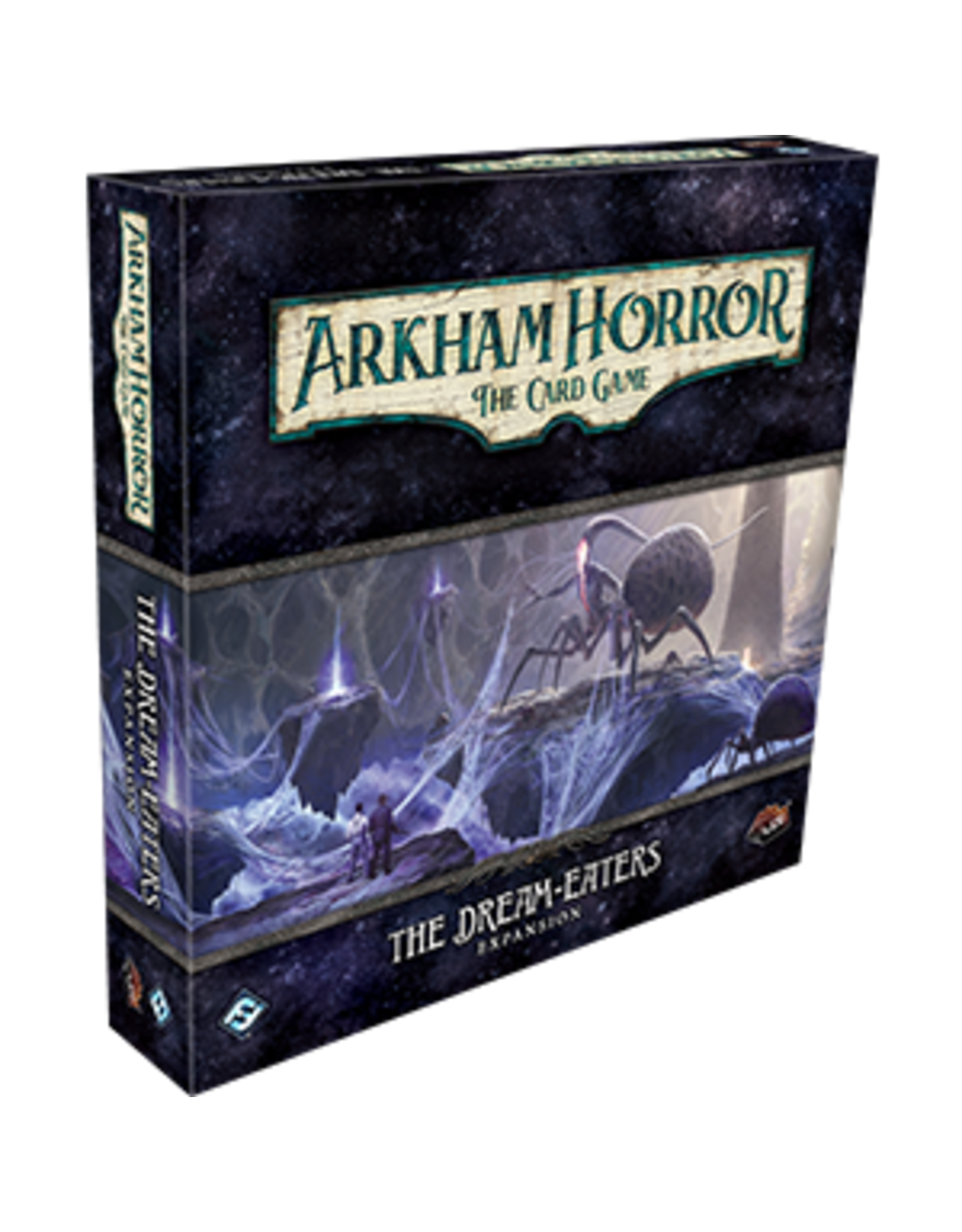 Fantasy Flight ARKHAM HORROR LCG: THE DREAM EATERS