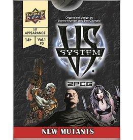 Upper Deck VS SYSTEM 2PCG: NEW MUTANTS