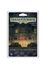 Fantasy Flight ARKHAM HORROR LCG: MURDER AT THE EXCELSIOR HOTEL