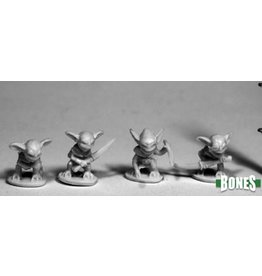 Reaper Mini BONES: GREMLINS (4)