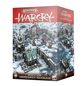 Games Workshop WARCRY: CORPSEWRACK MAUSOLEUM