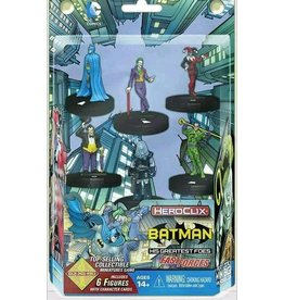 Heroclix: Batman and His Greatest Foes Fast Forces Pack