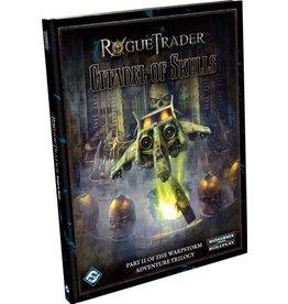Fantasy Flight WARHAMMER 40K RPG: ROGUE TRADER - CITADEL OF SKULLS