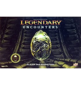 Upper Deck Legendary Encounters: Alien DBG