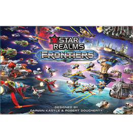 White Wizard Games Star Realms Frontiers