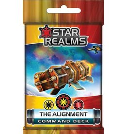 White Wizard Games Star Realms Command Deck: The Alignment