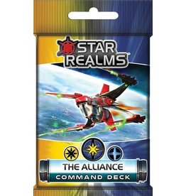 White Wizard Games Star Realms Command Deck: The Alliance