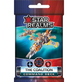 White Wizard Games Star Realms Command Deck: The Coalition