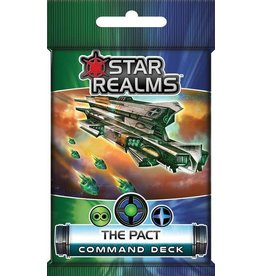 White Wizard Games STAR REALMS COMMAND DECK: THE PACT