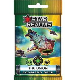 White Wizard Games STAR REALMS COMMAND DECK: THE UNION