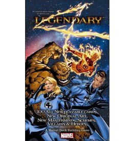 Upper Deck Legendary: Fantastic Four