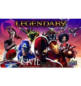 Upper Deck Legendary: Civil War