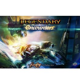 Upper Deck Legendary Encounters: Firefly DBG