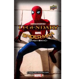 Upper Deck Marvel Legendary: Spiderman Homecoming