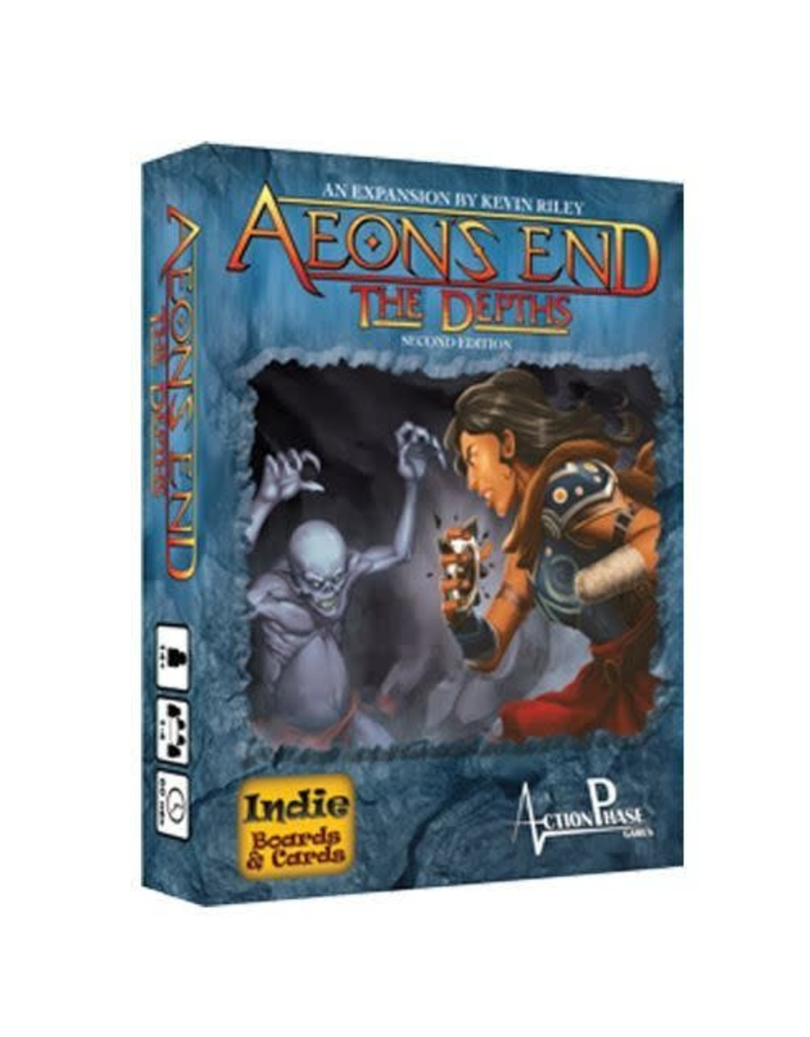 Indie Board & Cards AEON'S END: THE DEPTHS SECOND EDITION